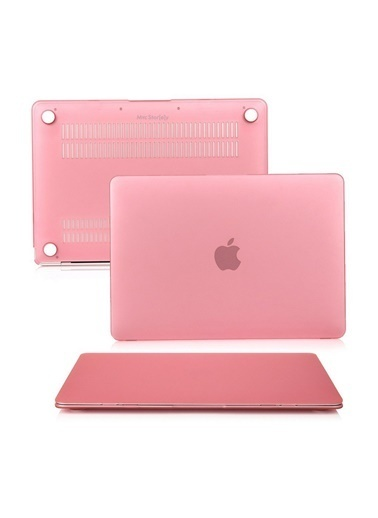 "Mcstorey MacBook Air A1369/A1466 13"" 13.3"" Kılıf Kapak Koruyucu Ruberized  Hard Incase Mat Ekru"